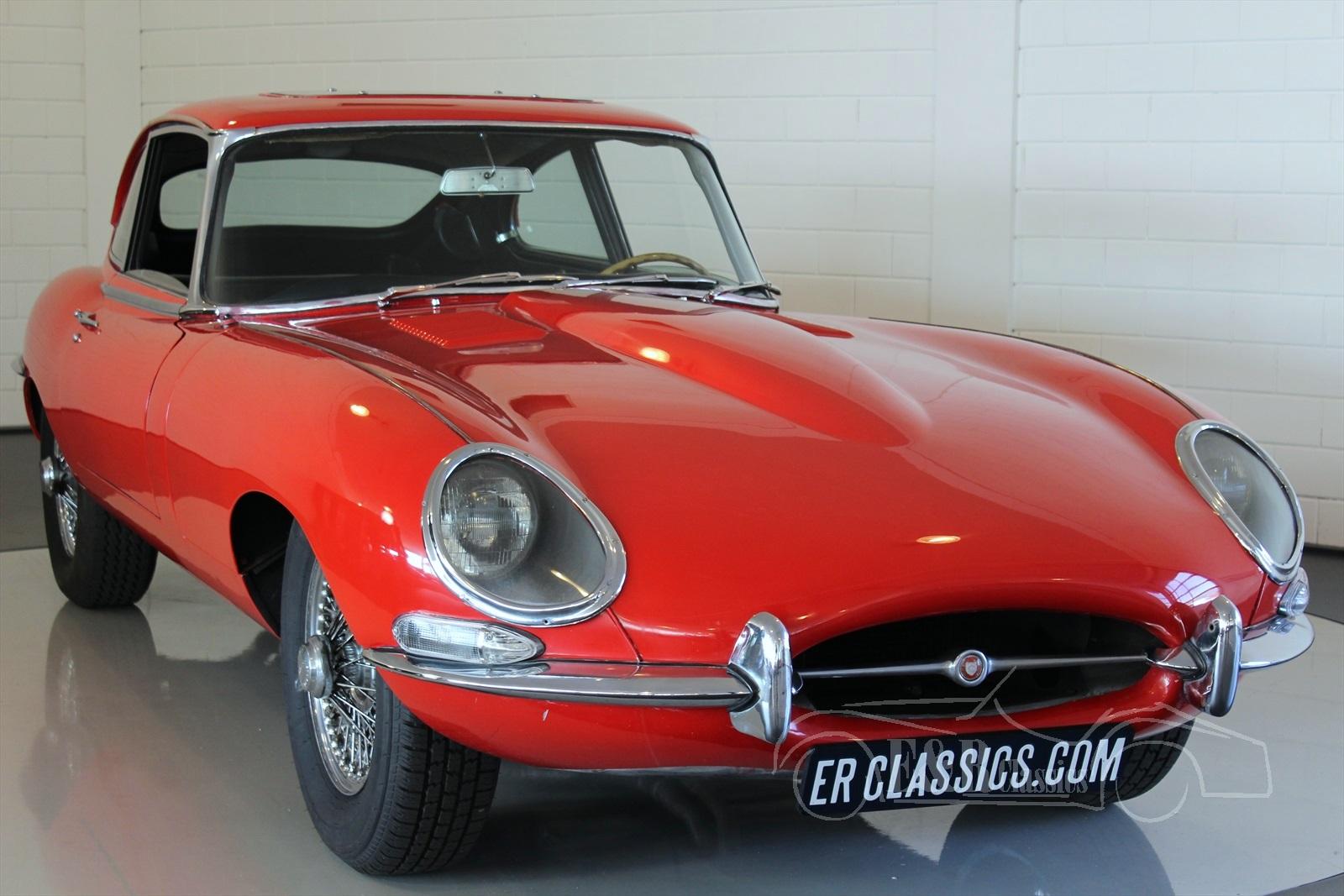 Jaguar E-Type Series I