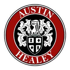 1956 Austin-Healey 100-6