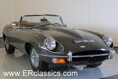 Jaguar E-Type S2 Cabriolet 1970 kaufen