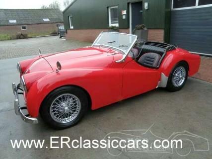 Triumph 1954 kaufen