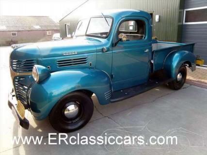 Dodge 1947 kaufen