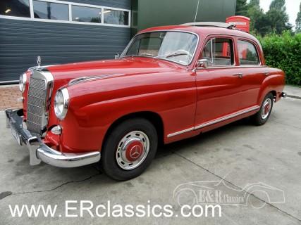 Mercedes 1958 kaufen
