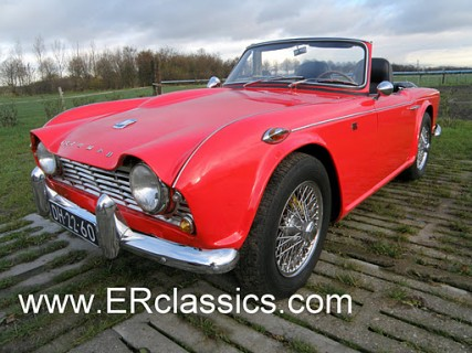 Triumph 1963 kaufen
