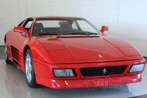 Ferrari 348 TB Coupe 1992 kaufen