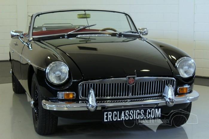 MG MGB Cabriolet 1968 kaufen