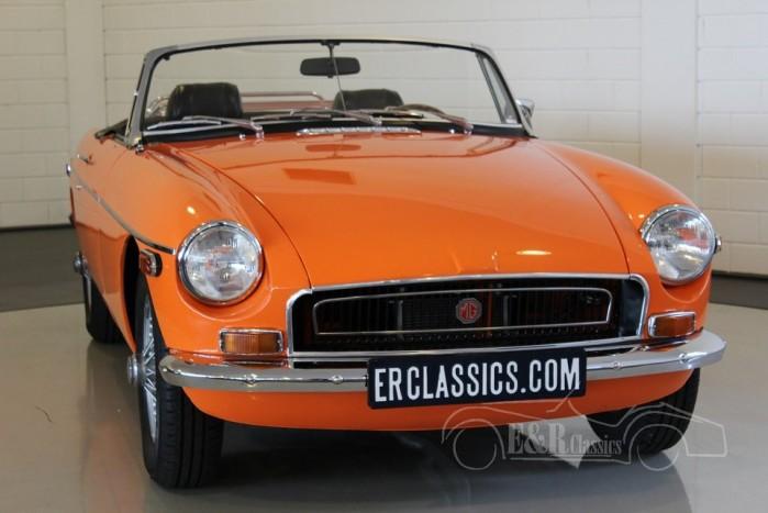 MG MGB Cabriolet 1971 kaufen