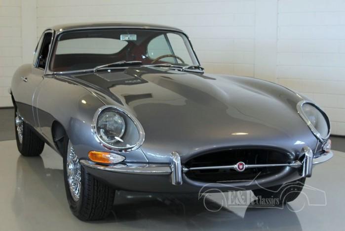 Jaguar E-type Coupe 1962 kaufen