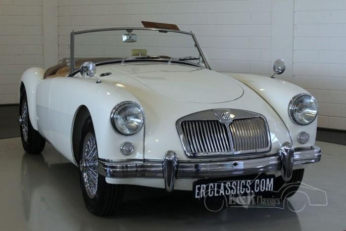 MG MGA Cabriolet 1956 kaufen