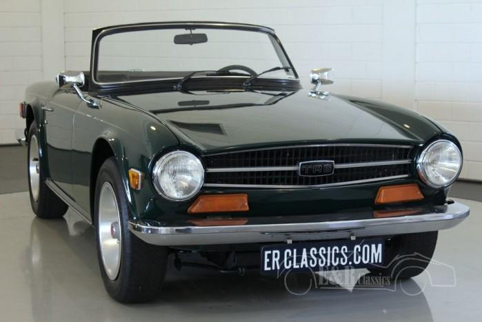 Triumph TR6 Cabriolet 1973 kaufen