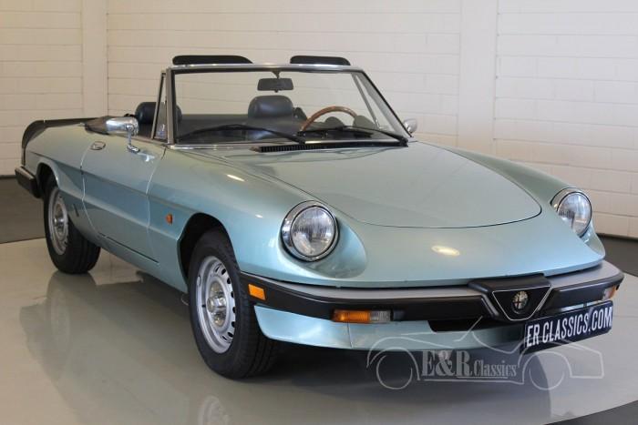 Alfa-Romeo Spider 2.0 1985 kaufen