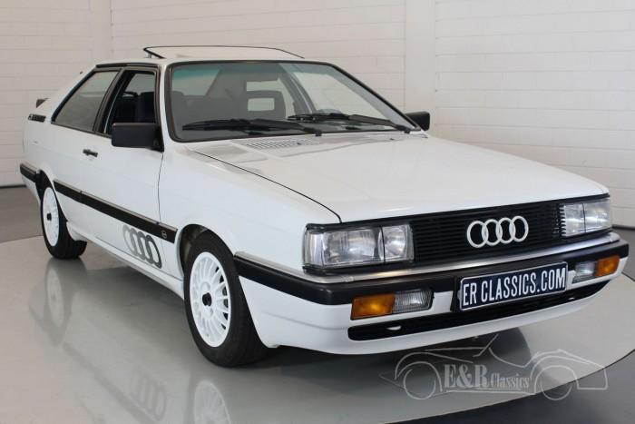 Audi Coupe 1986 1948 Zum Kauf Bei Erclassics