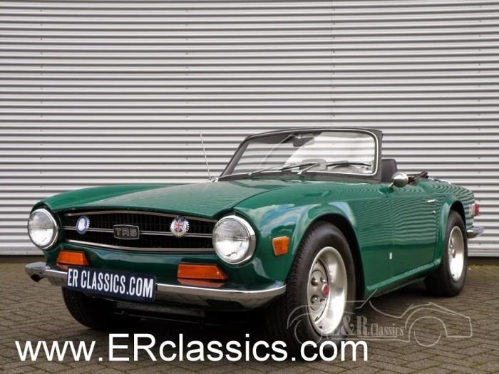 Triumph TR6 1971 kaufen