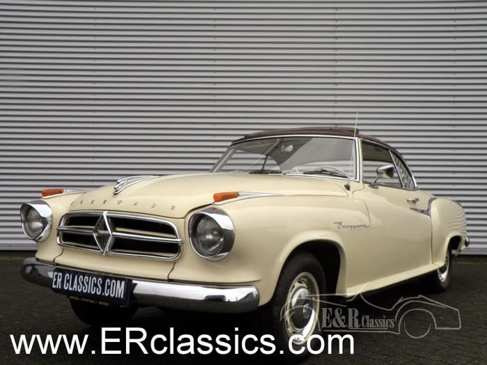 Borgward 1961 kaufen