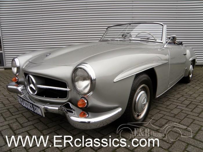 Mercedes 1956 kaufen