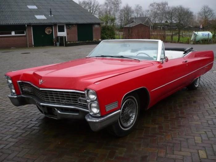 Cadillac 1967 kaufen