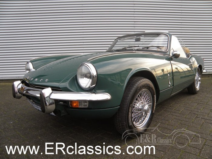 Triumph 1968 kaufen