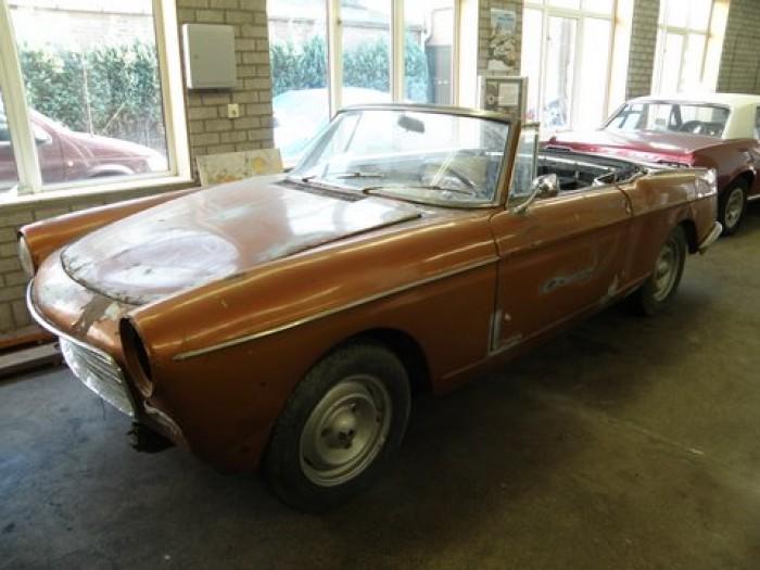 Peugeot 1964 kaufen