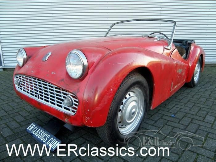 Triumph TR3 1958 kaufen