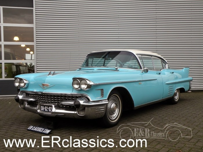Cadillac 1958 kaufen