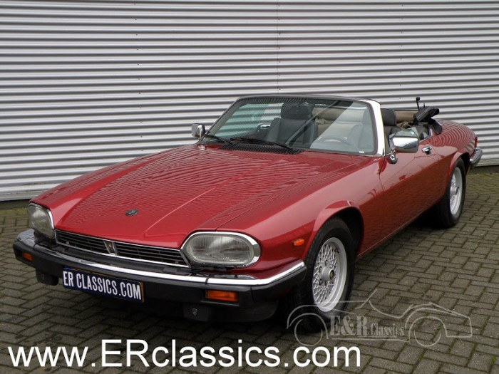 Jaguar XJS 1989 kaufen