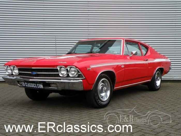 Chevrolet Chevelle 1969 kaufen