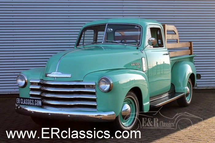 Chevrolet 1949 kaufen