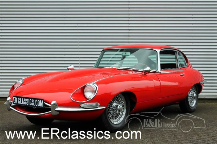 Jaguar E-Type 1967 kaufen