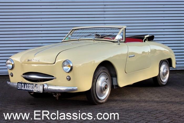 Panhard Dyna Junior Cabriolet 1954 kaufen