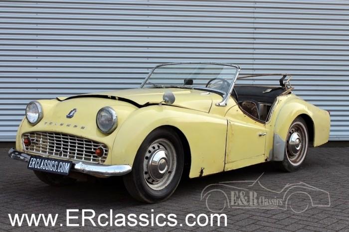 Triumph TR3 1961 kaufen