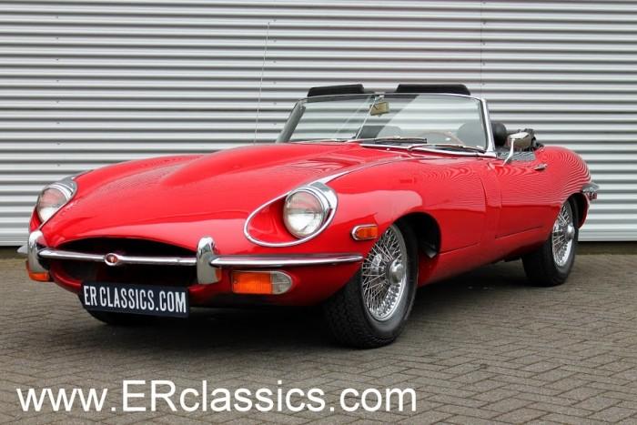 Jaguar E-Type Cabriolet 1969 kaufen