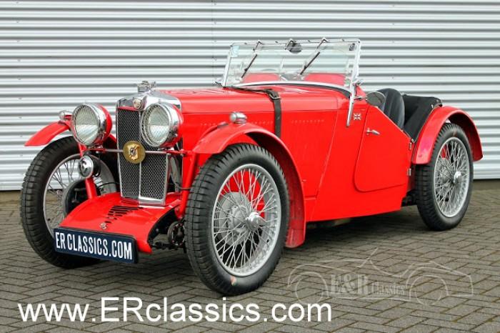 MG J2 1933 kaufen