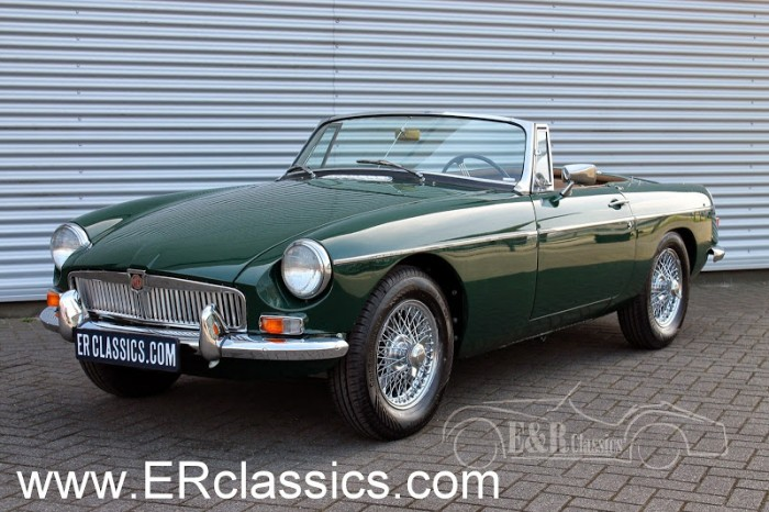 MG 1967 kaufen