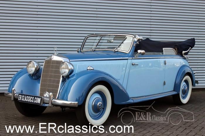 Mercedes Benz 230 1939 kaufen