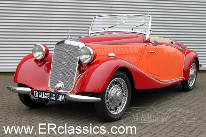 Mercedes 1938 kaufen