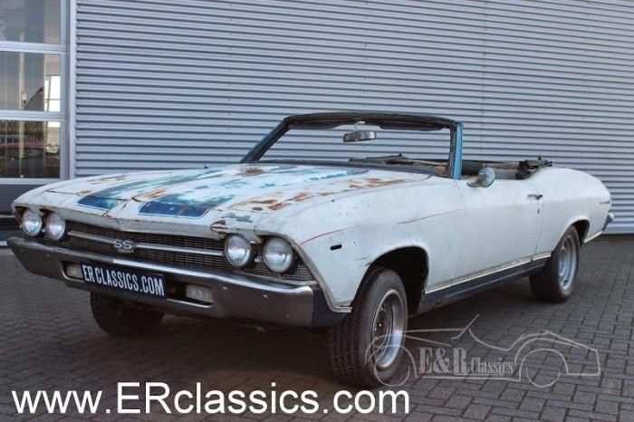 Chevrolet Chevelle Cabriolet 1969 kaufen