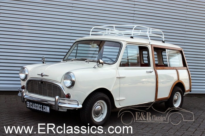 Morris Mini Traveller 1966 kaufen