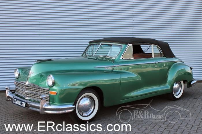 Chrysler Newyorker Cabriolet 1946 kaufen