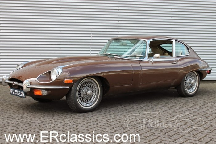 Jaguar E-Type 1969 kaufen