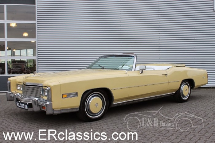 Cadillac 1975 kaufen