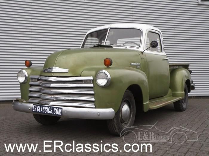 Chevrolet 3100 Pickup 1949 kaufen