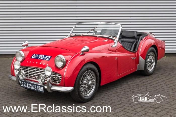 Triumph 1961 kaufen