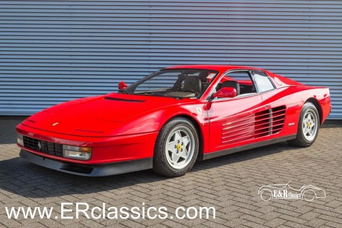 Ferrari Testarossa Coupe 1988 kaufen