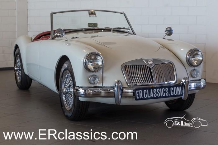 MG MGA 1961 kaufen
