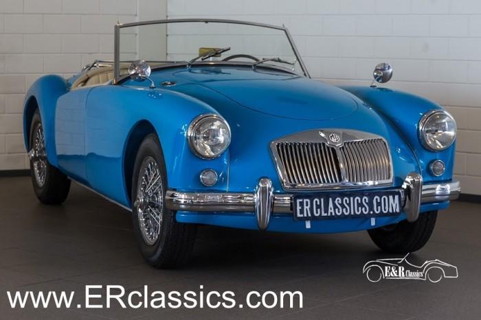 MG MGA Cabriolet 1958 kaufen