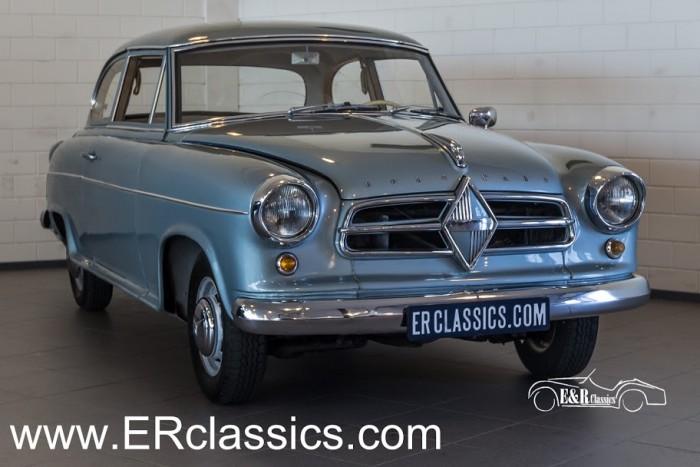Borgward 1957 kaufen