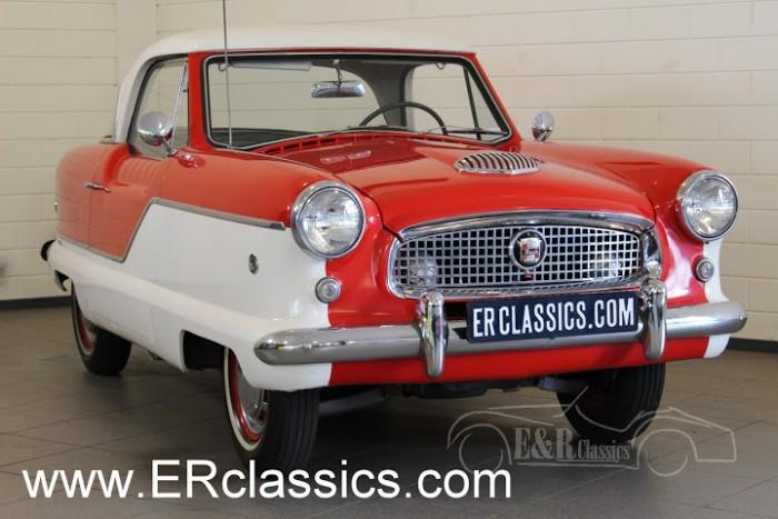Nash Metropolitan 1961 kaufen