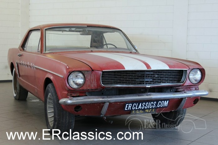 Ford Mustang Coupe 1965 kaufen