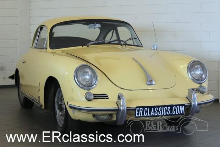 Porsche 356 B Coupe 1963 kaufen