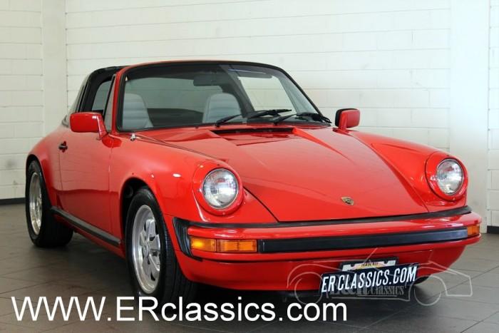 Porsche 911 Targa 1980 kaufen