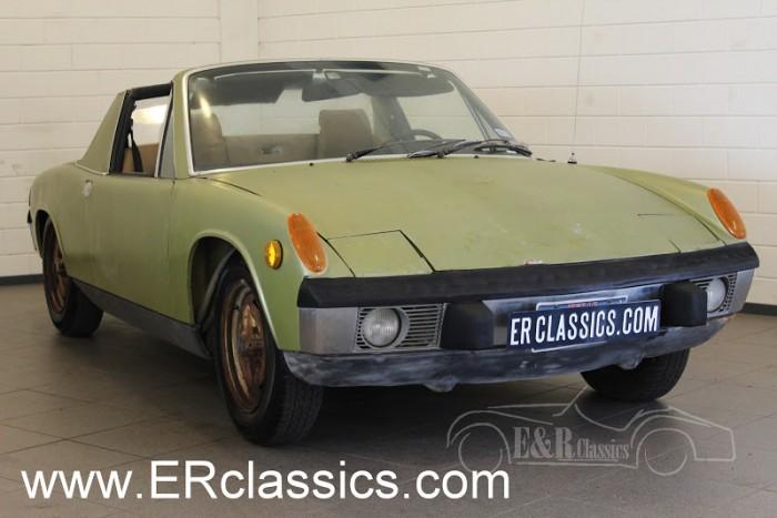 Porsche 914 Targa 1974 kaufen